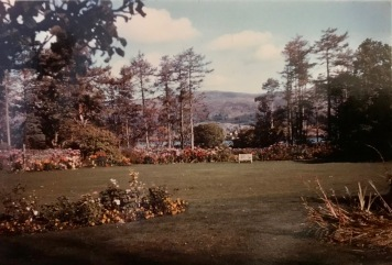 The gardens at Ulva House