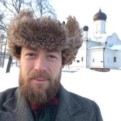 Tim in Russia